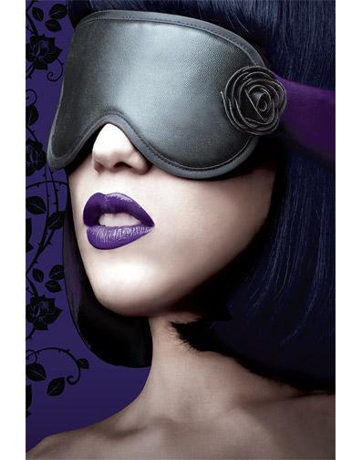 ブラックローズ アイマスク