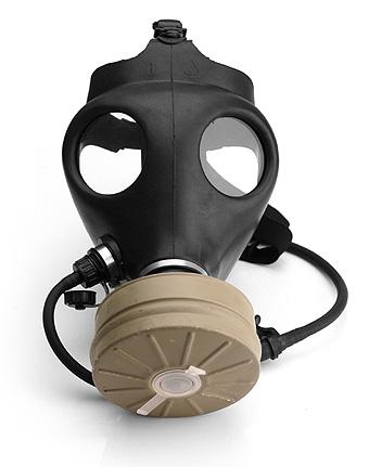 イスラエルシビリアンガスマスク